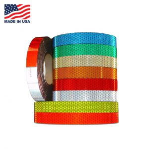 DOT Reflexite Conspicuity Solid Colors – V92 Reflective Tape (V92DB)
