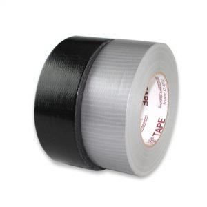 Black and Gray duct tape