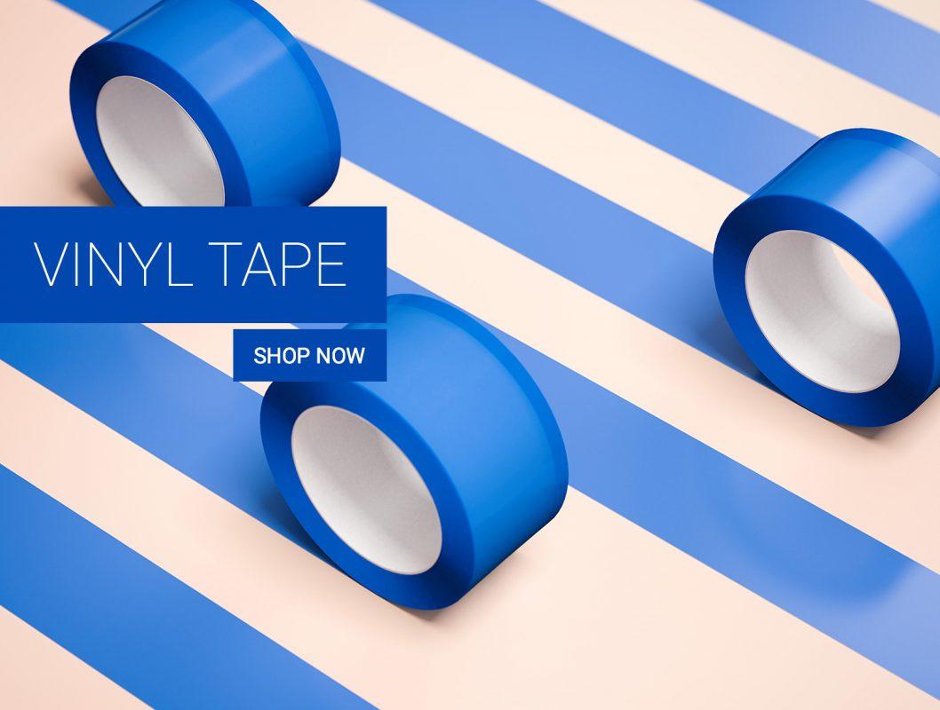 Vinyl Tape banner Tape Depot®